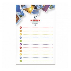 101 mm x 152 mm Adhesive Notepads ECO