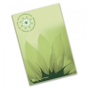 50mm x 75 mm Adhesive Notepads ECO