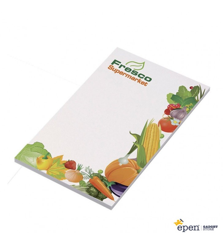 96 mm x 152 mm Non-Adhesive Scratch Pad