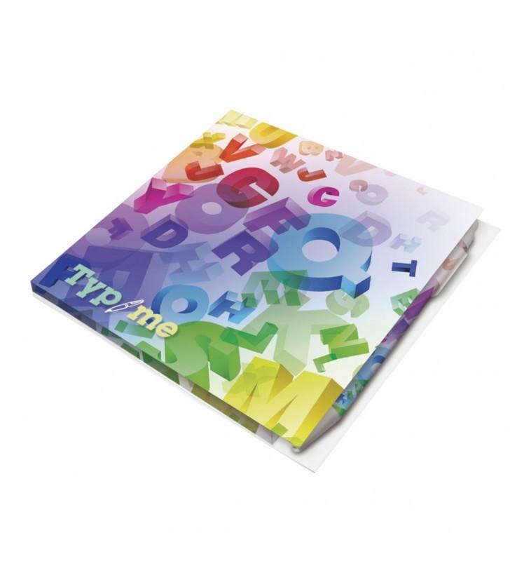 150 mm x 150 mm Booklet avec Pen Loop