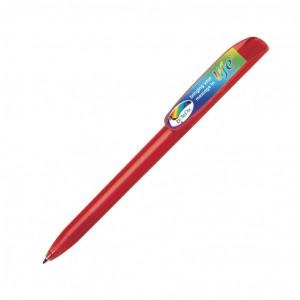Personalised plastic pen BIC Super Clip Britepix
