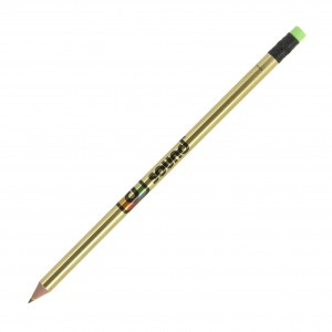 Personalised ECO-FRIENDLY wooden pencil