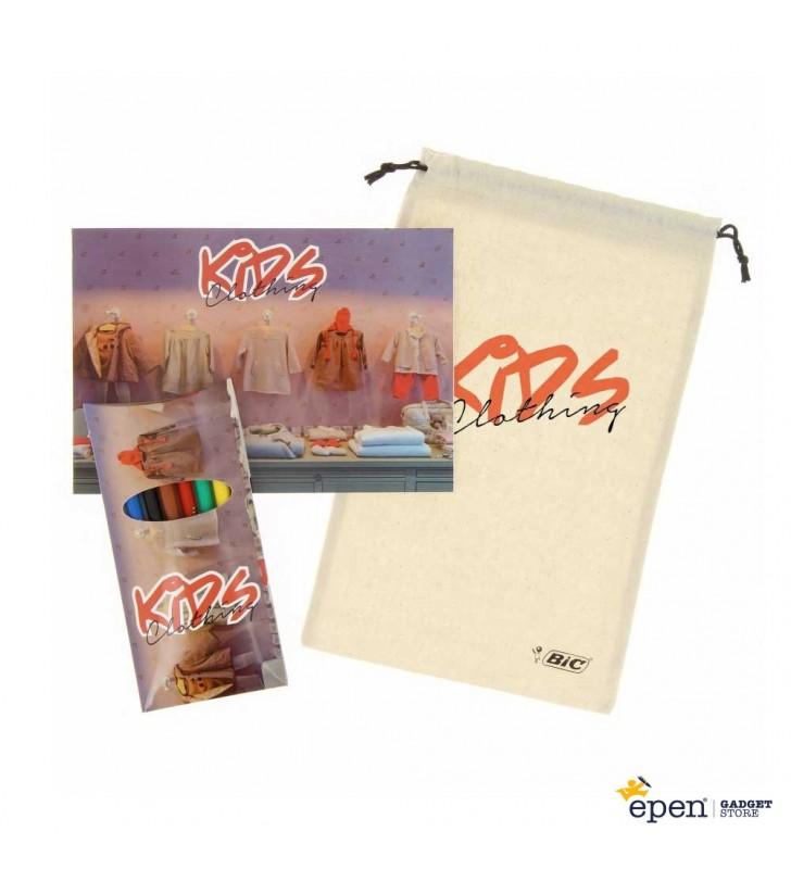 BIC Visa Colouring Set Fasermaler