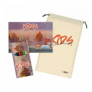 BIC Visa Colouring Set Felt pens