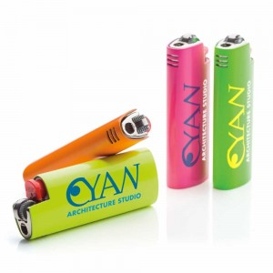 Briquet Couverture Styl'it Luxury Case Neon