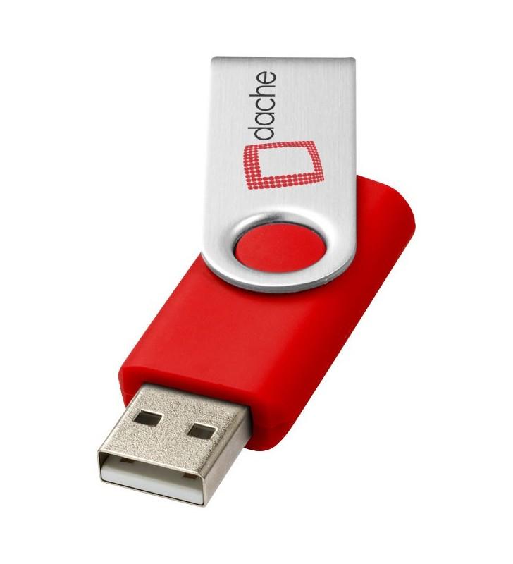 Clé USB Rectangulaire - Capacité 4GO