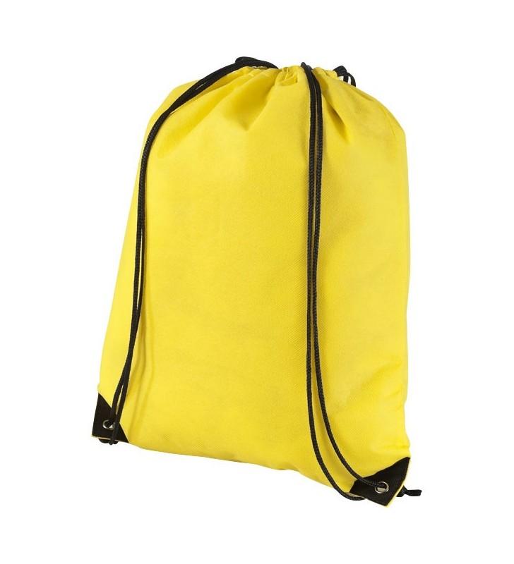 Evergreen non woven premium rucksack eco
