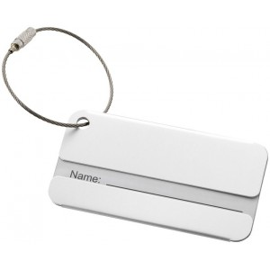 Discovery luggage tag