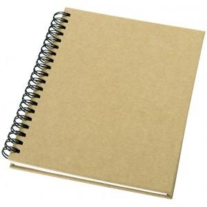 Libreta de papel reciclado...