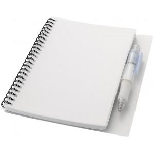 Carnet de notes avec stylo...