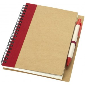Priestly recycled notebook...