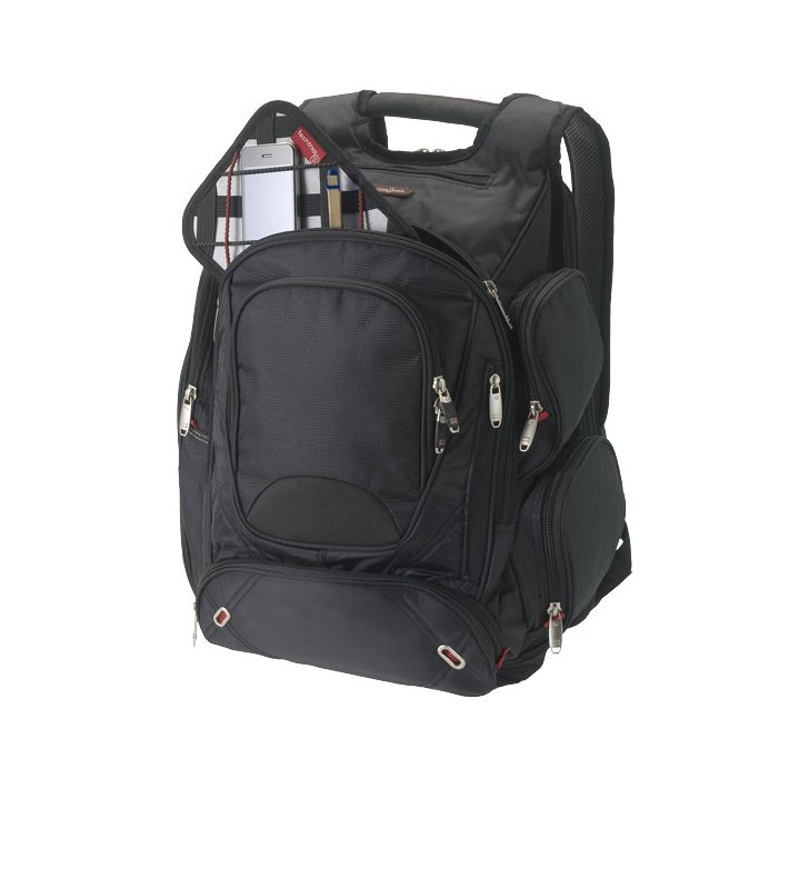 "Zaino portacomputer 17"" Checkpoint Friendly Proton"