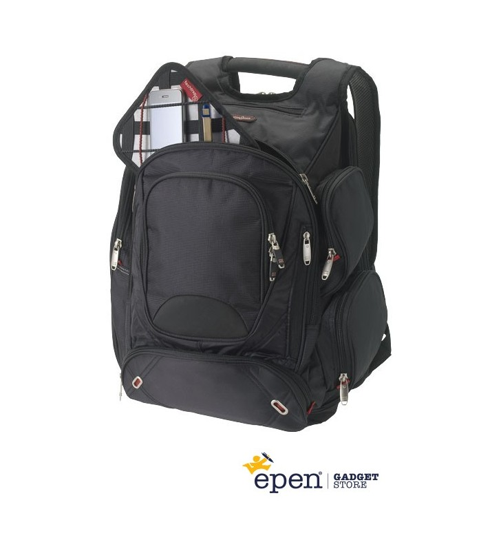 Proton 17 checkpoint friendly laptop backpack