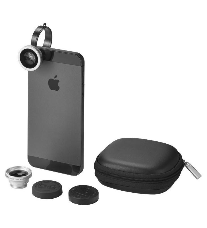 Set de lentes para smartphone Prisma