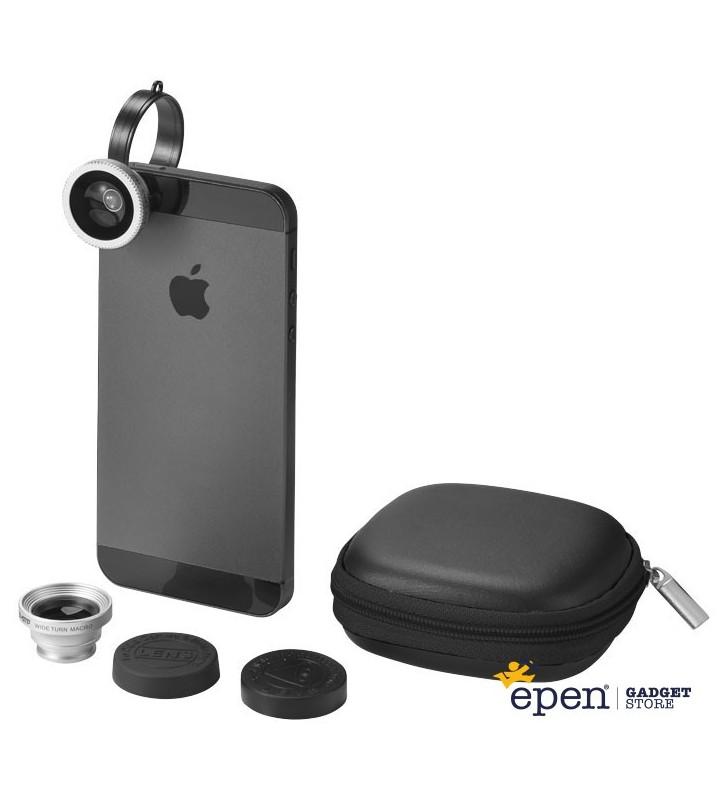 Set lenti per fotocamera smartphone Prisma