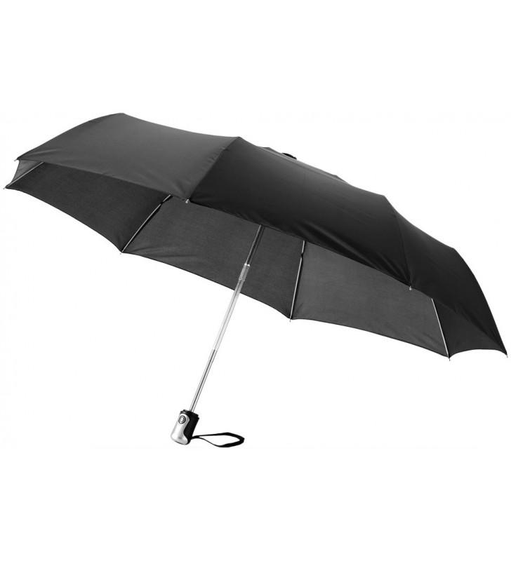 """Parapluie 21,5"""" pliable à ouverture/fermeture automatique Alex"""