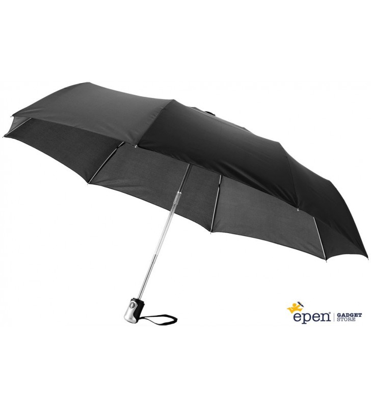 "21.5"" 3-Section auto open and close umbrella"