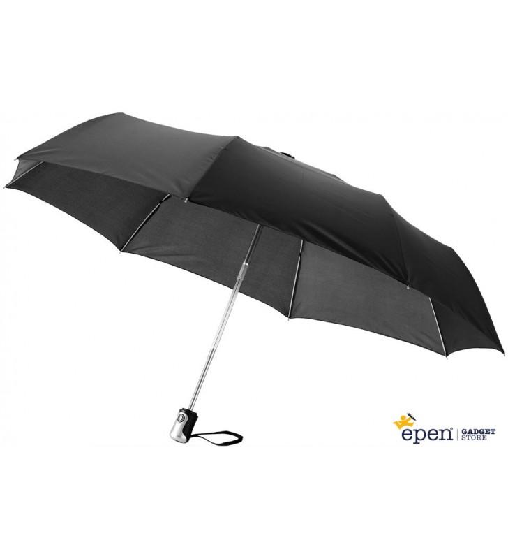 """Parapluie 21,5"""" pliable à ouverture/fermeture..."""