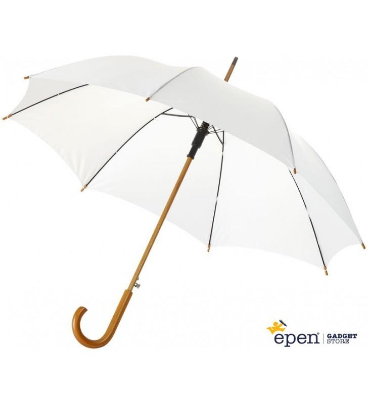 Kyle 23 Automatikregenschirm mit Holzstange und...