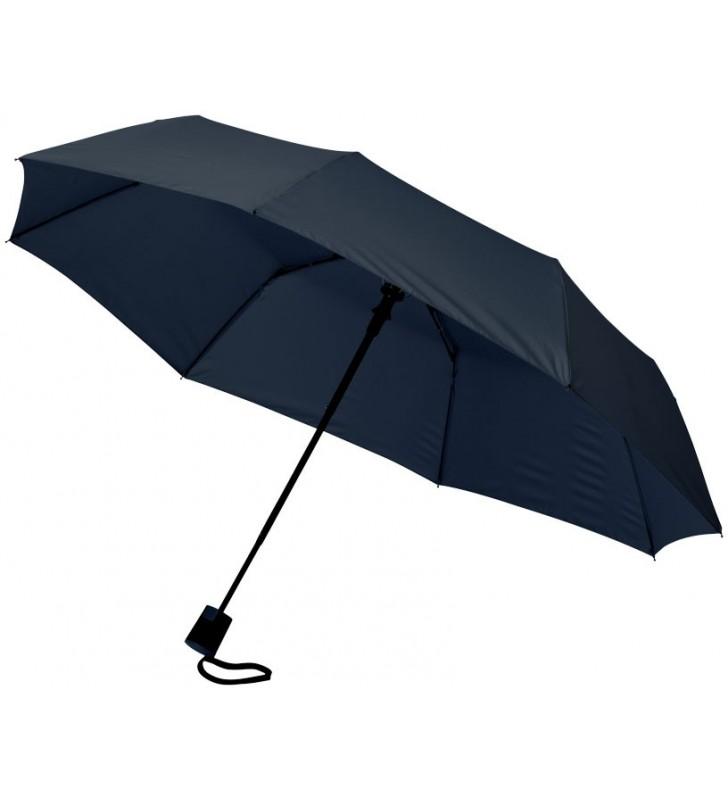 Parapluie 21 pliable à ouverture automatique Wali
