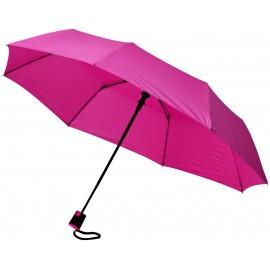 "21"" 3-section auto open umbrella"