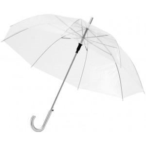 """Parapluie 23"""" transparent à..."""