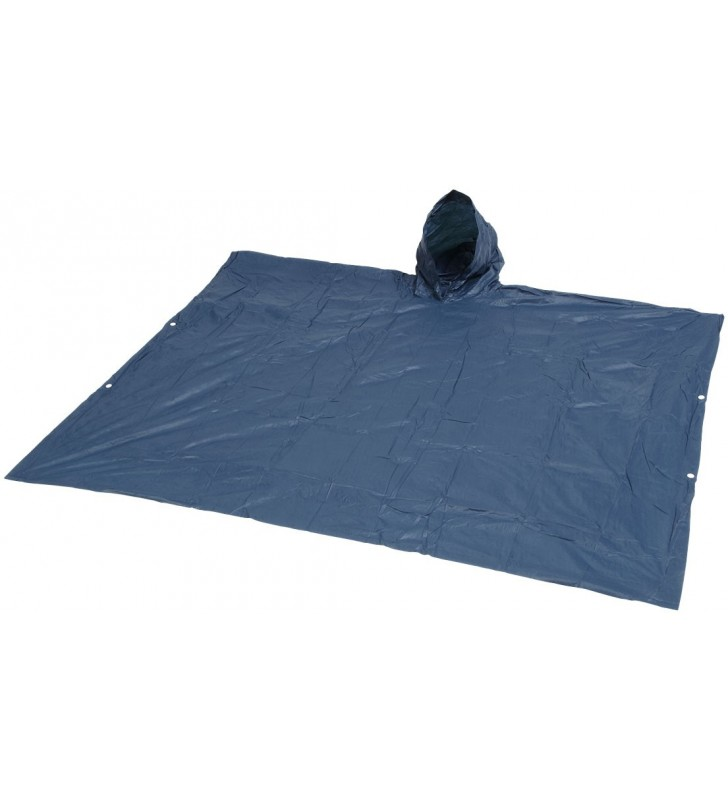 Poncho de pluie réglable avec pochette