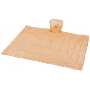 Huko disposable rain poncho...