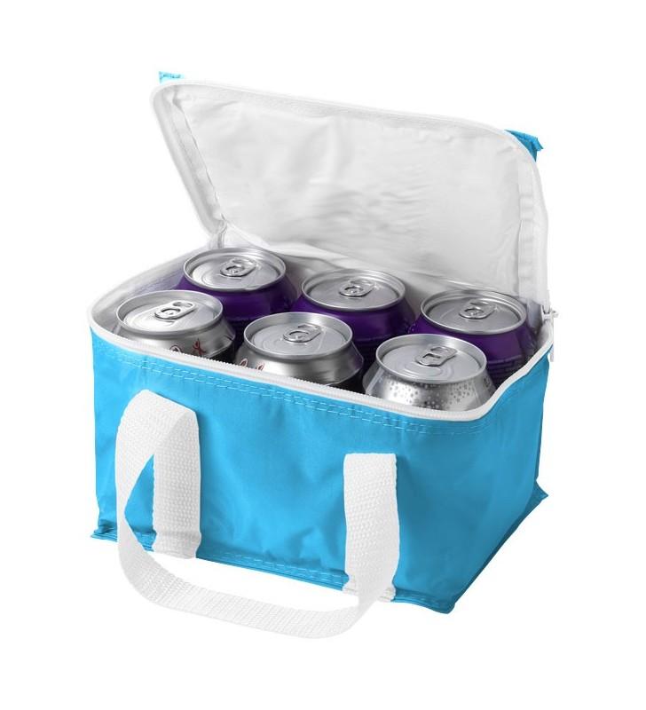 Borsa termica Malmo per 6 lattine