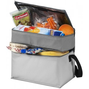 Trias 2-compartment cooler bag
