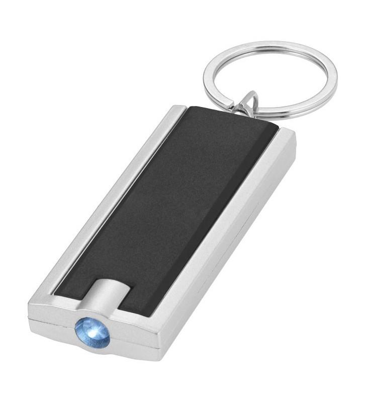 Porte-clés avec lampe LED Castor