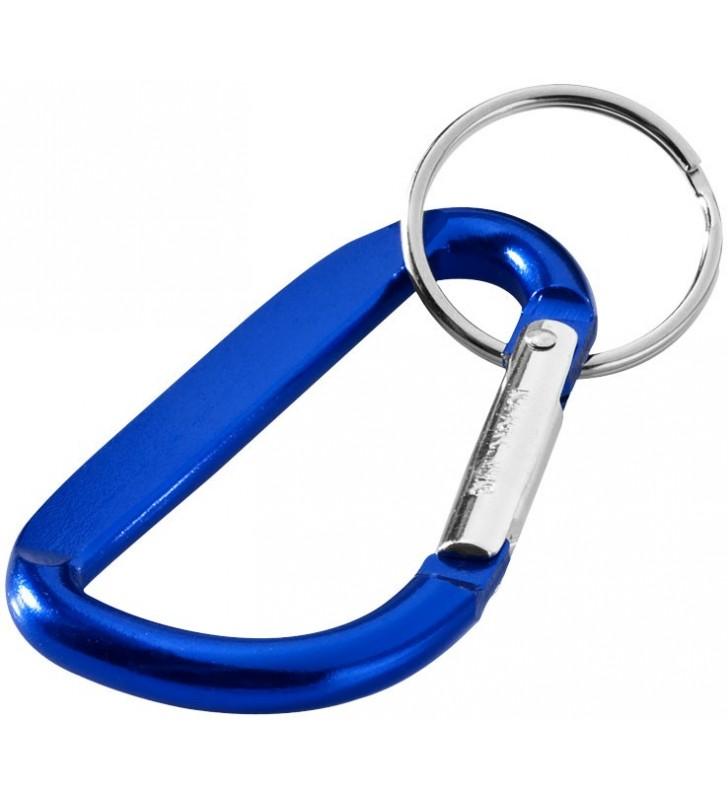 Timor carabiner keychain