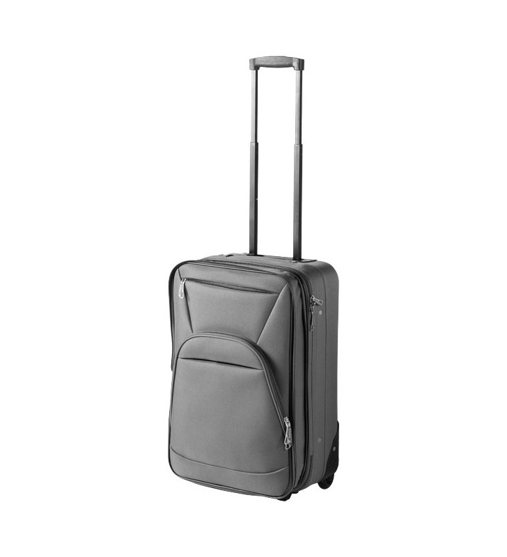 Expandable carry-on luggage