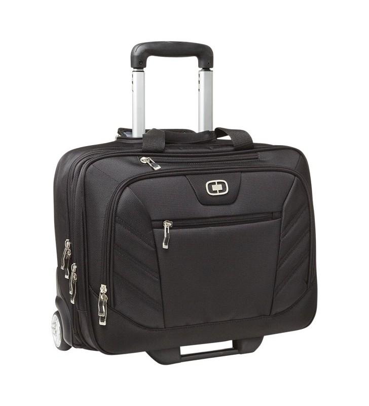 """Lucin 17"""" wheelded briefcase"""