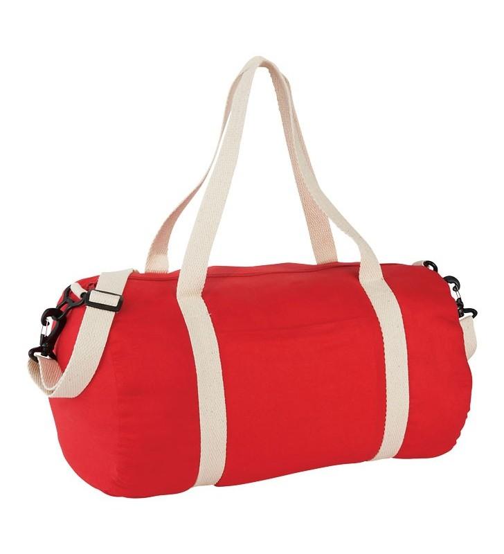 Cochichuate cotton barrel duffel bag