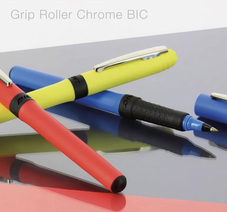 grip roller chrome