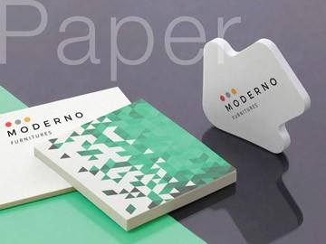 Printed paper